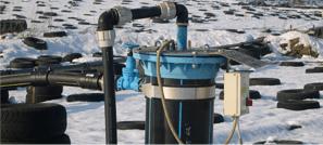 rilevazione biogas