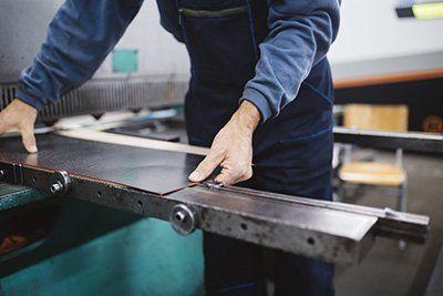 lavorazioni in metallo
