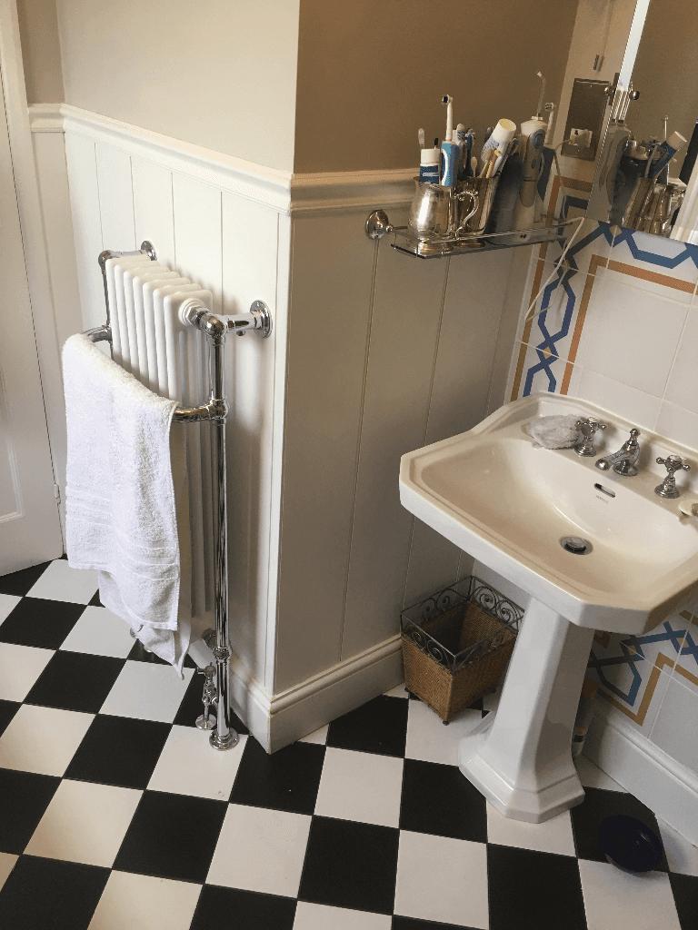 Bespoke bathroom installation by the expert in Norwich