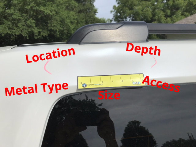 Paintless Dent Removal Cost >> How Much Will It Cost To Fix My Dent