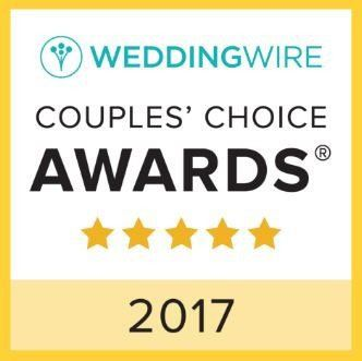 Best wedding wire award