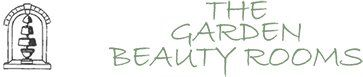 The garden beauty rooms logo