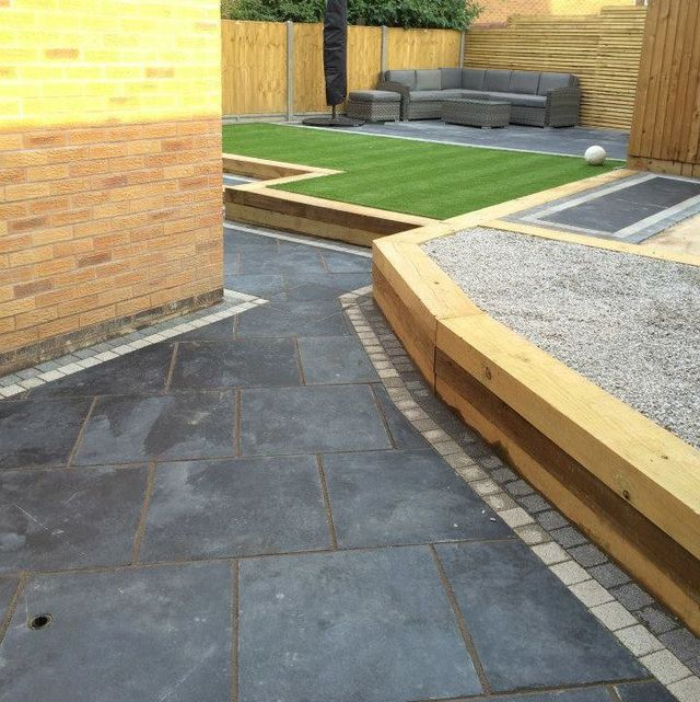 Garden Design And Landscaping In Leeds