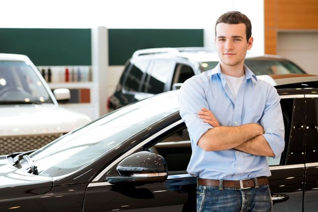 Auto glass replacement and installation professional