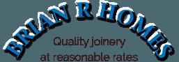 Brian R homes logo