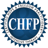 Certified Hope & Freedom Practitioner Seal