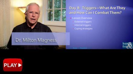 I Can Stop Sample Lesson Video | Dr. Milton Magness, Hope & Freedom