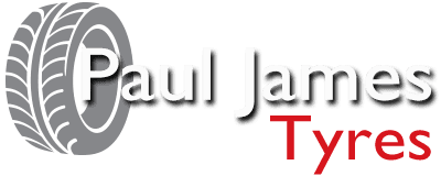 Paul James Tyres logo