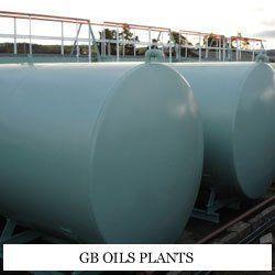 GB oils plants