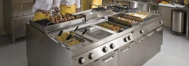 Cucine Professionali Usate Torino.Impianti Ristorazione E Cucine Industriali Firenze