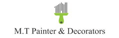 M.T Painter & Decorators logo