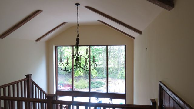 decorated interiors