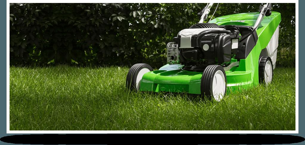 Lawnmower servicing