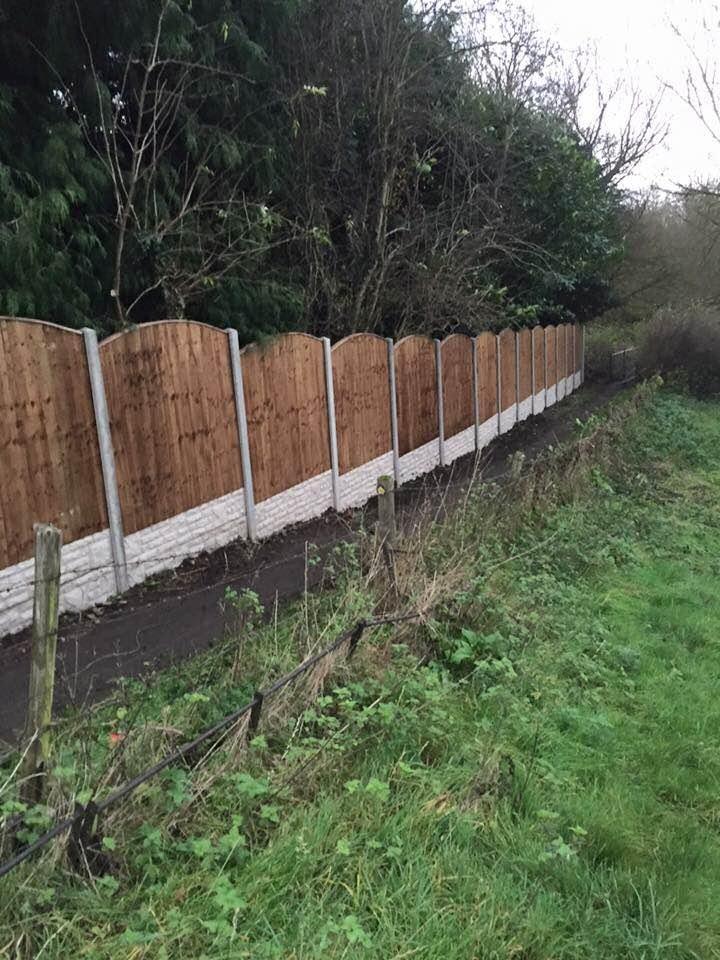 sturdy fencing