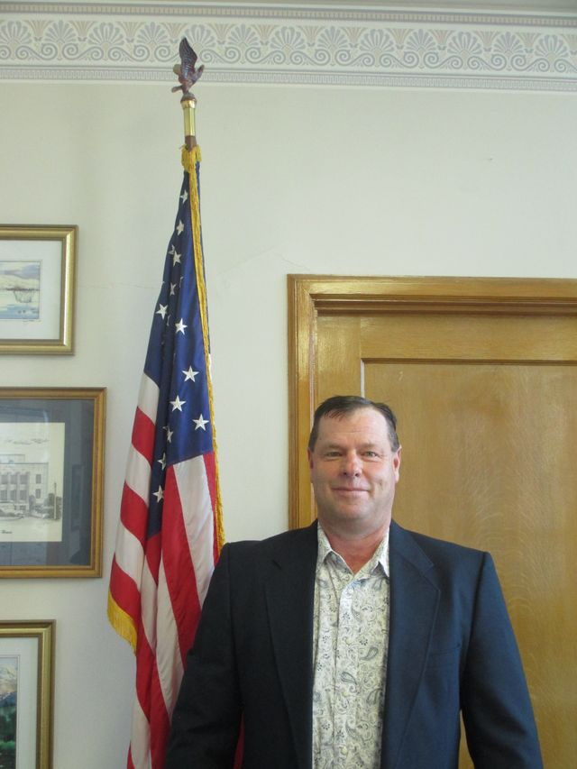 Scott Workman Franklin County Commissioner