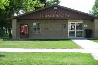 Franklin Idaho City Building