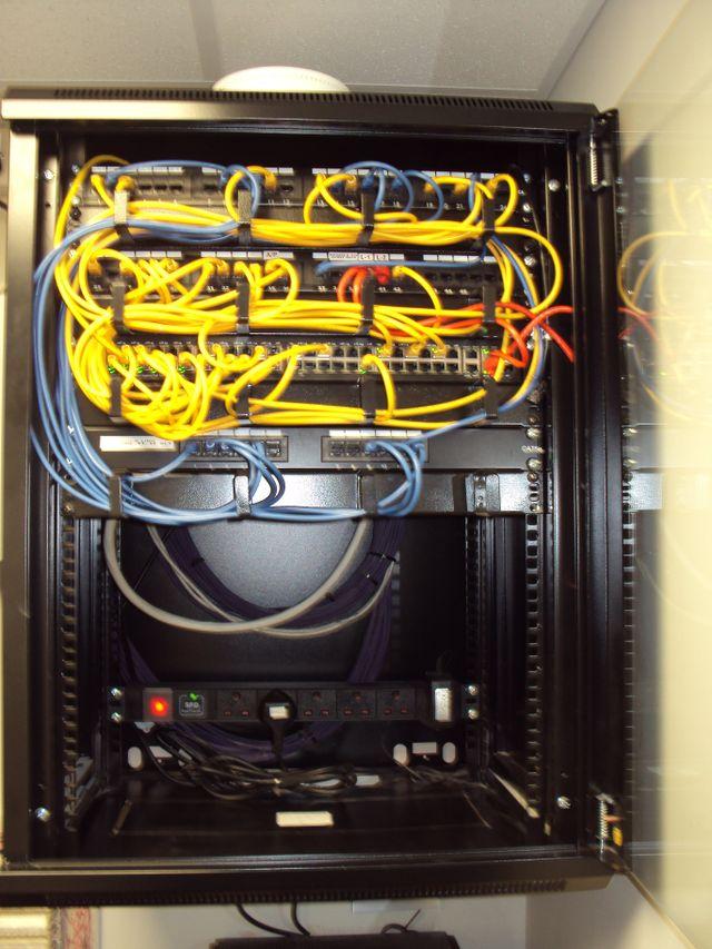 broadband system repair
