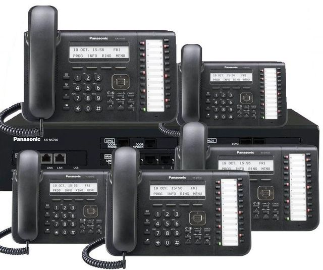 icon of telephone systems