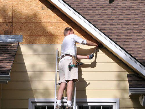 Siding Contractor College Station, TX