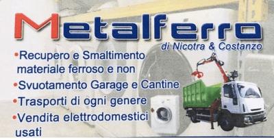 Logo - Metalferro di Nicotra & Costanzo
