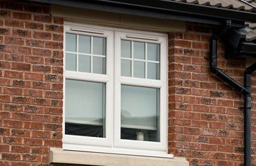 Durable wooden windows