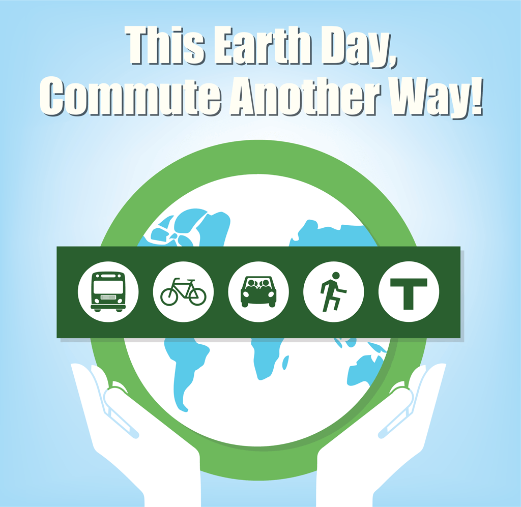 This Earth Day Commute Another Way 50 Prize Drawing
