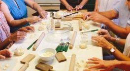 pasta fresca, scuola di cucina, cucinare, primi, secondi, torete