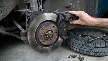 car brake wheel repair