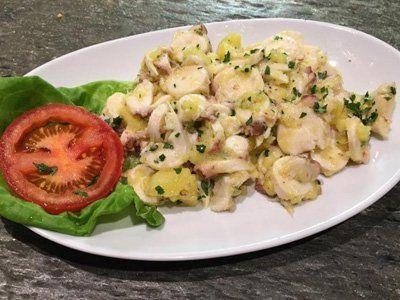insalata mista di pesce