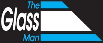 The Glass Man logo