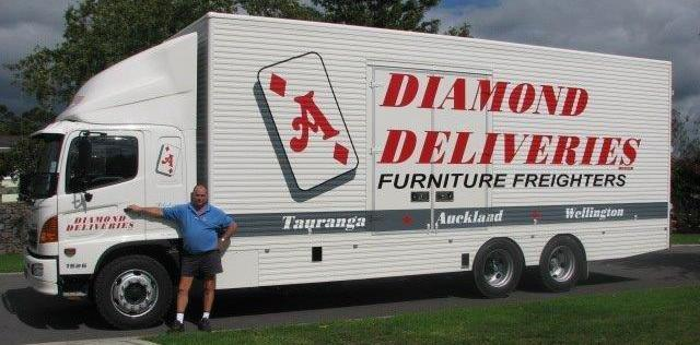 Furniture delivery expert