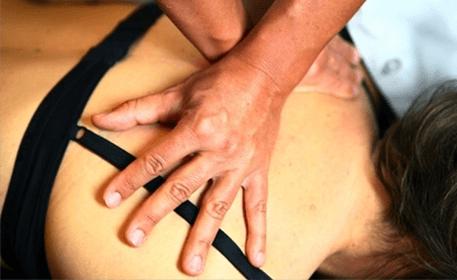 Chiropratica - trattamento schiena
