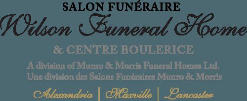 Wilson Funeral Home Boulerice Center