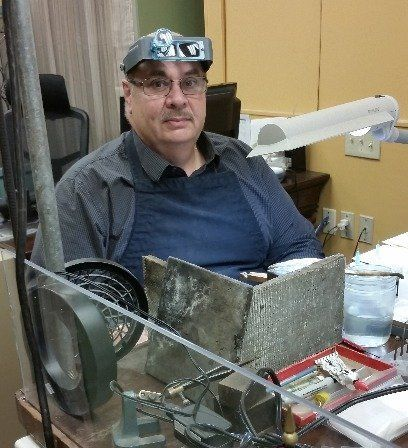 Bob Colombo – owner of Jewelry Clinic