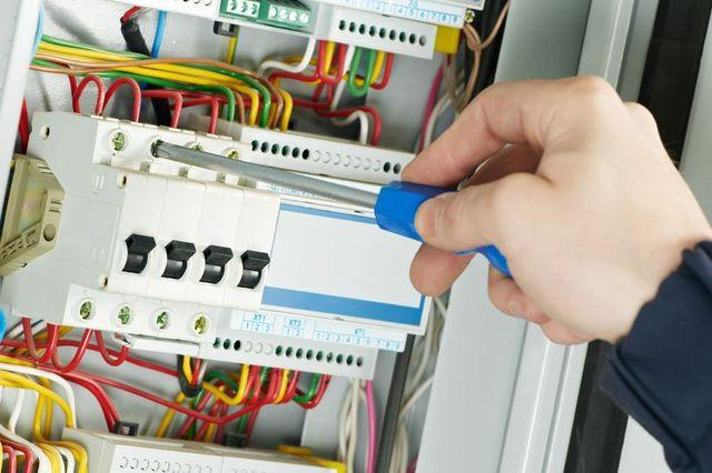 manutenzione quadro elettrico