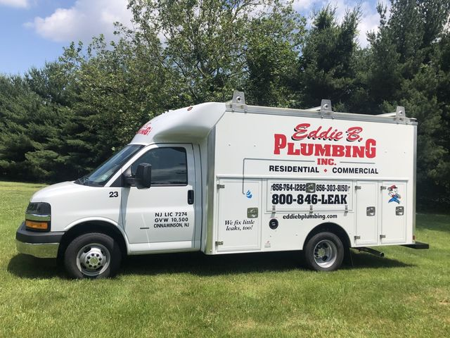 Brilliant Service Areas Cinnaminson Nj Eddie B Plumbing Inc Home Interior And Landscaping Spoatsignezvosmurscom