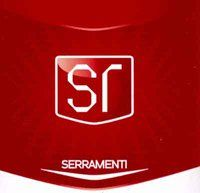 SR SERRAMENTI - Logo