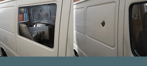 Van Conversion Service In Bristol Bath With Bodyglass