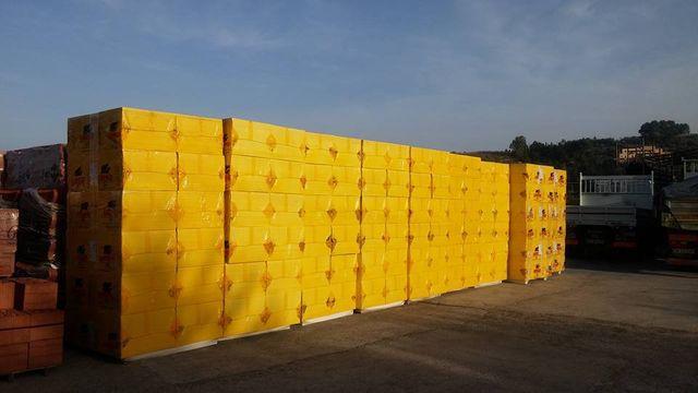 Materiali per edilizia disponibili e servizio di autogrù disponibili a San Cataldo
