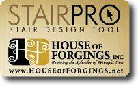 House of Forgings Stair Artist