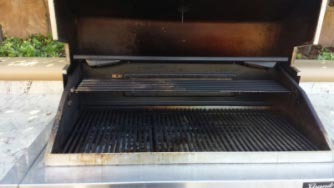 Barbecue Pit Repair Services - Newport Beach & Murrieta, CA - Action