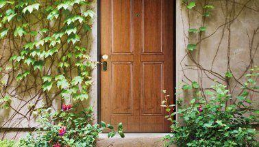 porta d'ingresso blindata