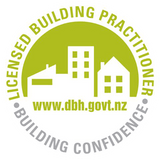 Architectural design license for Palmerston North builder