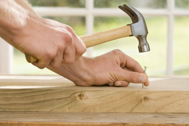 hammering during remodeling services in Stow, OH