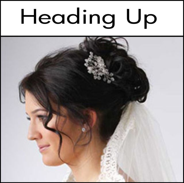 Heading Up Collection blossom, bridal jewellery, wedding tiaras, wedding hair accessories, uk