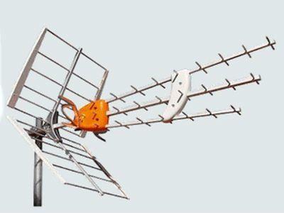 Impianti di ricezione segnali televisivi satellitari