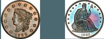 Rare Coins in Cincinnati   Coins Plus
