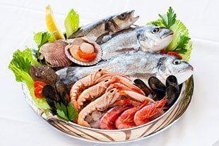 Fresh Seafood - Portland, ME - P J  Merrill Seafood Inc