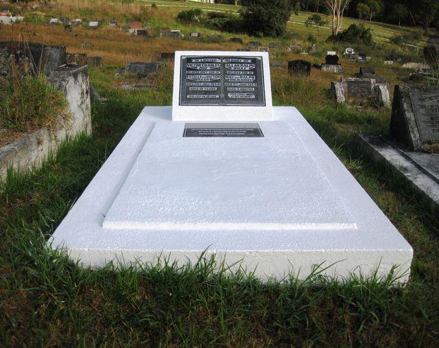 Auckland's superior headstones