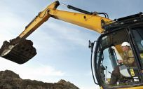 Digging during earth moving services in Auckland
